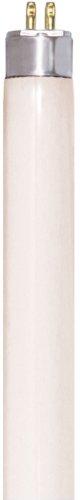 (Satco S8113 6500K 21-Watt Mini Bi Pin T5 High Performance Lamp, Daylight)