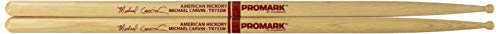 Promark Hickory 733 Michael Carvin Wood Tip drumstick