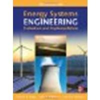 Energy Systems Engineering by Vanek, Francis, Albright, Louis, Angenent, Largus. (McGraw-Hill Professional,2012) [Hardcover] 2ND EDITION