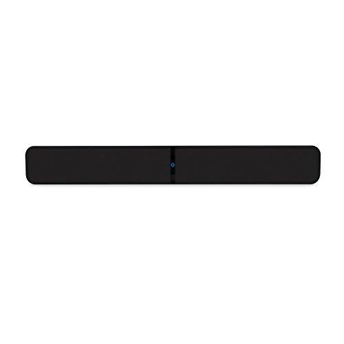 Bluesound Pulse Soundbar Black Wireless Hi-Res Audio System Adapter Black by Bluesound