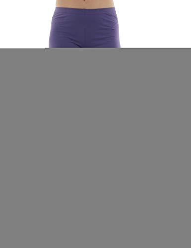 unita Leggings Donna SYS Tinta Violett 8SB1Ew