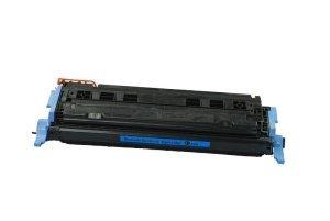 Toner Cartridge Q6001A For HP Color LaserJet 2600N (Cyan) - Remanufactured Q6001a Cyan Laser Toner