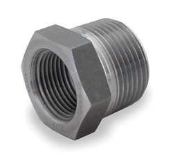 Industrial Grade 1MNJ4 Reducing Bushing, 3/8 x 1/8 In, Threaded (Bushing Reducing Threaded)