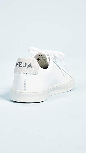 Veja Women's Esplar Low Sneakers, Extra White, 4 Medium US