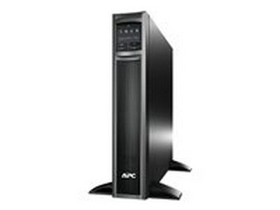 APC Smart-UPS X 750 Rack/Tower LCD - UPS ( rack-mountable ) - AC 230 V - 600 Watt - 750 VA - 8 output connector(s) - 2U