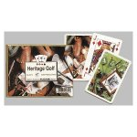 Heritage Golf Playing Cards (No. 2272)