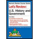 Let's Review - U S History & Government (3rd, 01) by McGeehan, John - Gall, Morris [Paperback (2001)] pdf epub