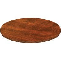 Lorell Chateau Tabletop - Top - Reeded Edge - Finish: Cherry Laminate by Lorell (Image #1)
