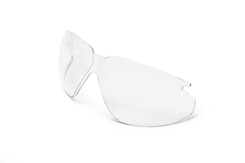 UVEX by Honeywell S6950X Genesis XC Clear Replacement Lens with UV Extreme Anti-Fog (Safety Glass Replacement Lens)