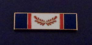 (Community Service Commendation Gold Award BAR Uniform PIN Police/Sheriff/FIRE by HighQ Store)
