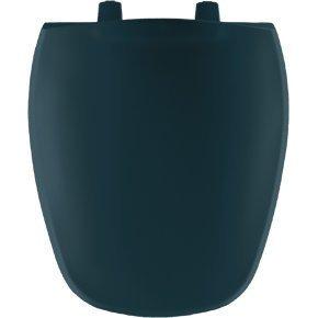 Bemis 1240200325 Eljer Emblem Plastic Round Toilet Seat, Verde Green by Bemis