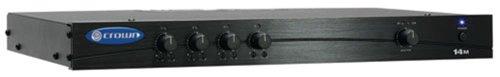 Crown Commercial Audio - Crown 14M Commercial Audio Series Mixer