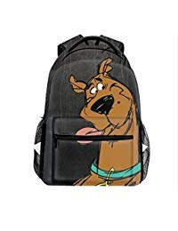 (Scooby Doo School Backpack for Girl/Boys Lightweight Travel Backpack)