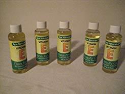 Spa Natural Vitamin E Beauty Oil 4 oz (5 pack)