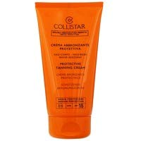Protective Tanning Cream - Collistar PERFECT TANNING protective cream SPF15 150 ml