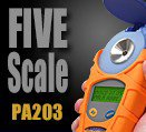 PA203X Misco Palm Abbe Digital Refractometer Fire Industry Model