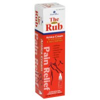 Natrabio The Arnica Rub, 2-Ounce (Pack of 2)