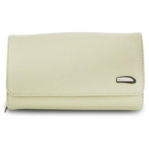Travelon Convertible Leather Purse (Cream)