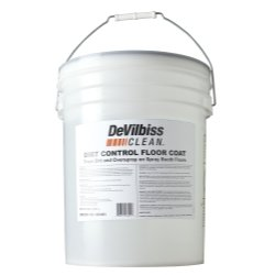 DeVilbiss 803491 Dirt Control Floor Coat - 5 Gallon