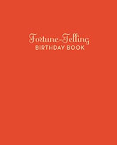 Fortune-Telling Birthday Book ()
