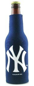 Bottle Suit Can Koozie (New York Yankees Beer)