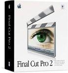 Final Cut Pro 2 Apple Mac M8179Z/A