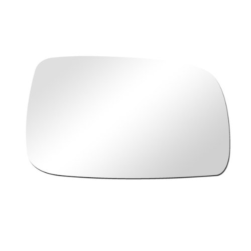 Passenger Side CarPartsDepot New USA Built R//H Mirror Glass Right Door View Replacement 369-5104 TO1323151