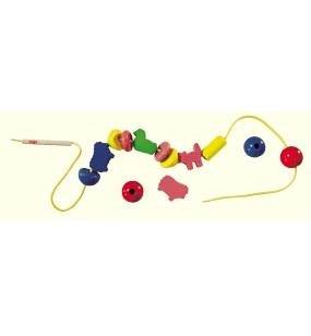 HABA Bambini Animal Beads