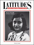 img - for Anne Frank: The Diary of a Young Girl (LATITUDES: RESOURCES TO INTEGRATE LANGUAGE ARTS & SOCIAL STUDIES, Reproducible Series) book / textbook / text book