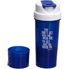 ishake Tornado Plastic Shaker Bottle