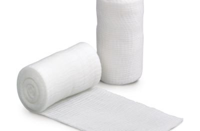 """Medical Gauze Stretch Bandage Roll Tape Used For Wound Care Dressing 24 Pack 4 yds Length x 4"""""""