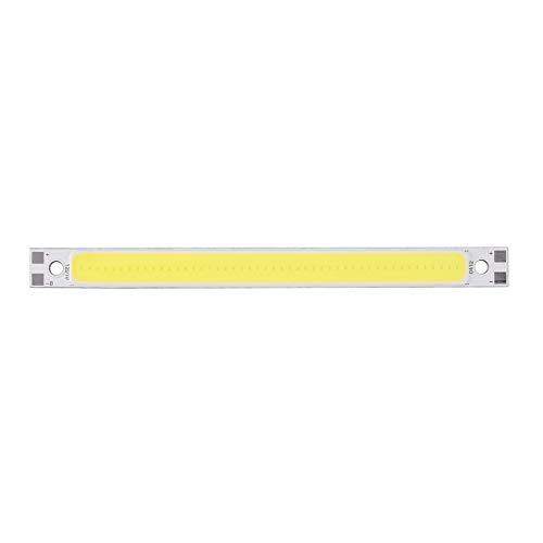 Nowakk 12 V 10 Watt LED Lichtleiste 120 * 10mm COB LED-Modul Fü nf Lichter Farben Optional Licht COB Licht Chip Bar DIY Licht Kit