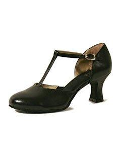 Splitflex Character Shoes 4 Black 6X35R