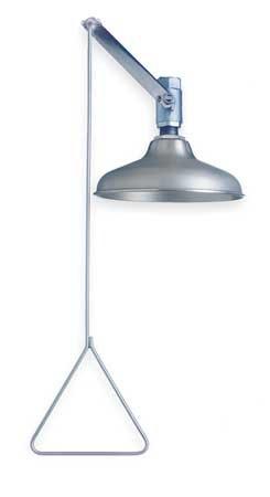 Guardian G1635SSH Brass Emergency Shower, Vertical, 30 GPM Capacity