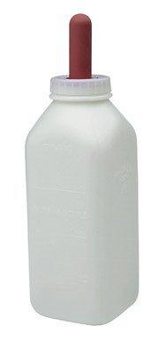 Miller CO 9312 Calf Nursing Bottle, 2 quart