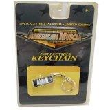 Convertible Collectible (American Muscle Collectible Keychain Cadillac El Dorado Convertible 1:144 Ertl)