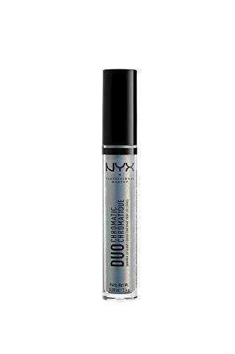 Chrome Lip - NYX PROFESSIONAL MAKEUP Duo Chromatic Lip Gloss, Day Club, 0.08 Ounce