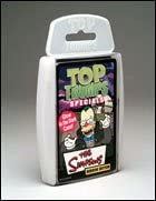 Top Trumps Specials: The Simpsons, Horror Edition: Amazon.co.uk: Toys & Games