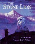 The Stone Lion, Alan Schroeder, 068419578X