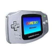 Limited Edition Platinum Game Boy Advance