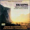 Brahms: Violin Concerto in D Major, Op. 77 / Academic Festival Overture, Op. 80