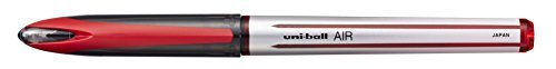 Uni Ballpoint Pen Uni-Ball Air, 0.7mm Ballpoint, Red Ink (UBA20107.15)