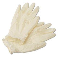** XT Premium Latex Disposable Gloves, Powder-Free, X-Large, 100/Box **