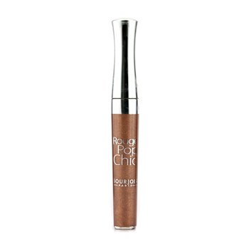 Rouge Pop Chic Lipgloss - # 07 Beige Choc 4.5ml/0.1oz by Bourjois