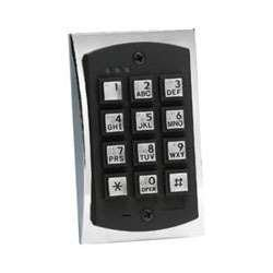 iEi Electronics 2000 eM Style Flush Mount Durable Metal Keypad by iEi Electronics / Linear