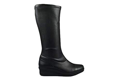 Soft Woman Boots For Black Enval vw0qaw