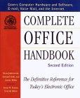 Complete Office Handbook, Susan Jaderstrom, 0679449620