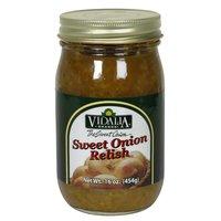 Vidalia Brands Sweet Onion Relish 16 oz Jar