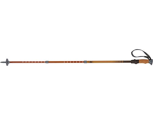 Kelty Range 1.0 Trekking Pole (Single) (Canyon Brown/Cinnamon)