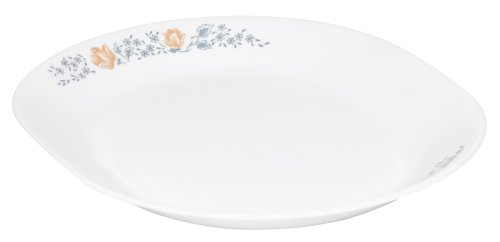 - Corelle Livingware 12-1/4-Inch Serving Platter, Apricot Grove